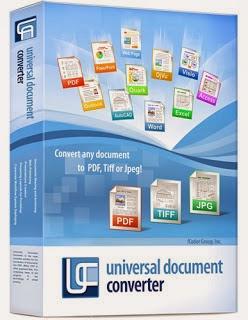 Download Universal Document Converter 6.1.1309.26160 Including Keygen