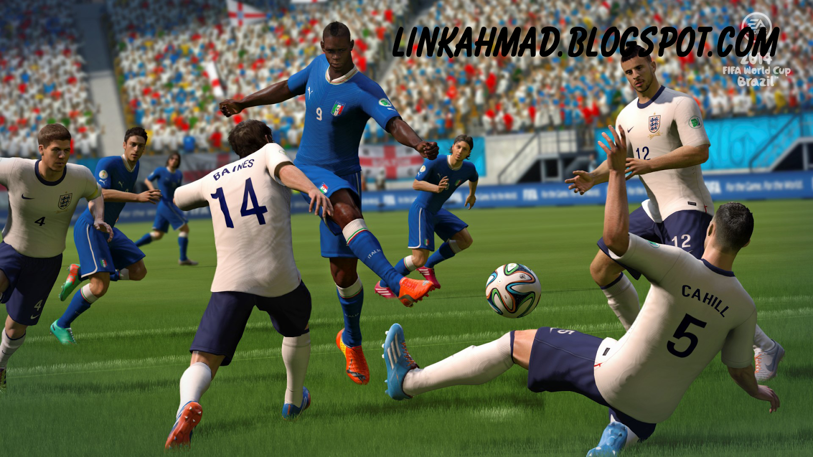 Download fifa 2014 for free (Windows)