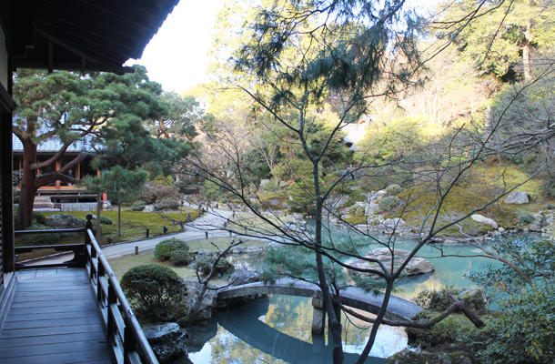 Kyoto, Japan, Shorenin Temple
