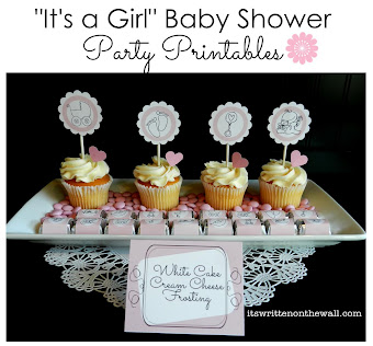 Everything You Need to Make it a SPECIAL Baby Shower