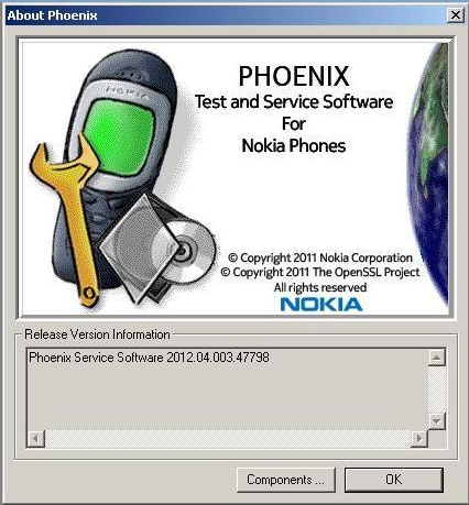 Download Phoenix Service Software Flashing Tool  For Nokia Phones Free