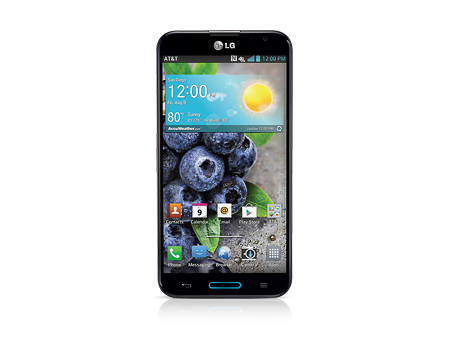 AT&T Is Now Selling LG's Optimus G Pro