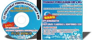 CD silabus dan rpp