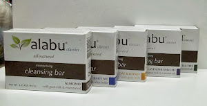 Win 5 Alabu Soaps sweepstake- Ends June 19th