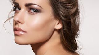 efeito do iluminador na maquiagem