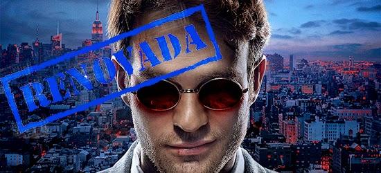 Daredevil (Netflix): Renovada temporada 2