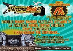 Derrame Rock Festival 2014
