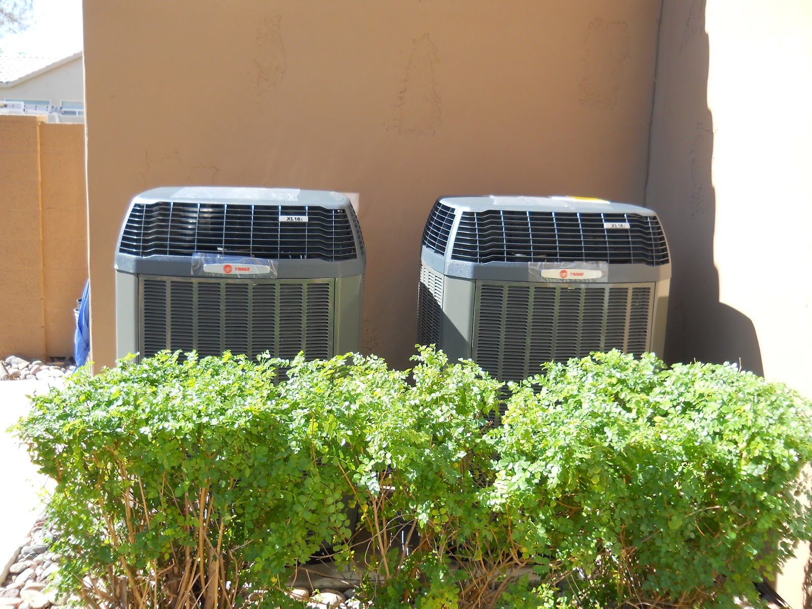 #486619 FRIGID AIR BLOG: TRANE XL20i HEAT PUMP SPLIT SYSTEM INSTALL. Highly Rated 6879 Trane Split Heat Pump wallpapers with 1600x1200 px on helpvideos.info - Air Conditioners, Air Coolers and more