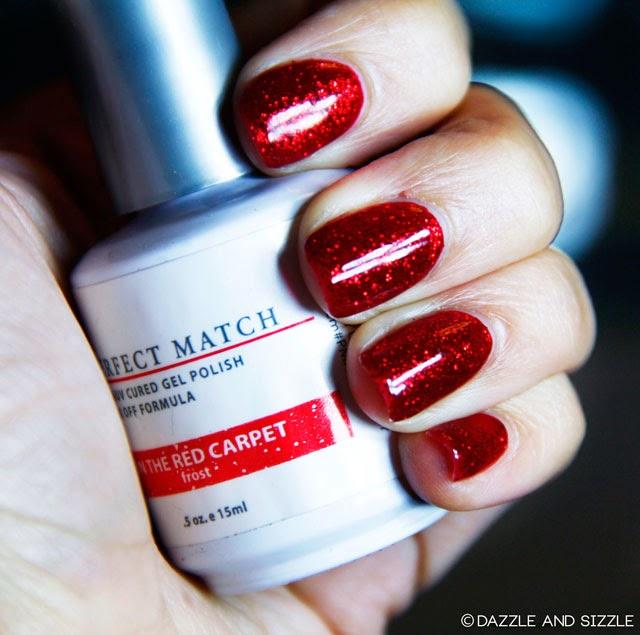 red carpet gel nail polish   Nails Ideas