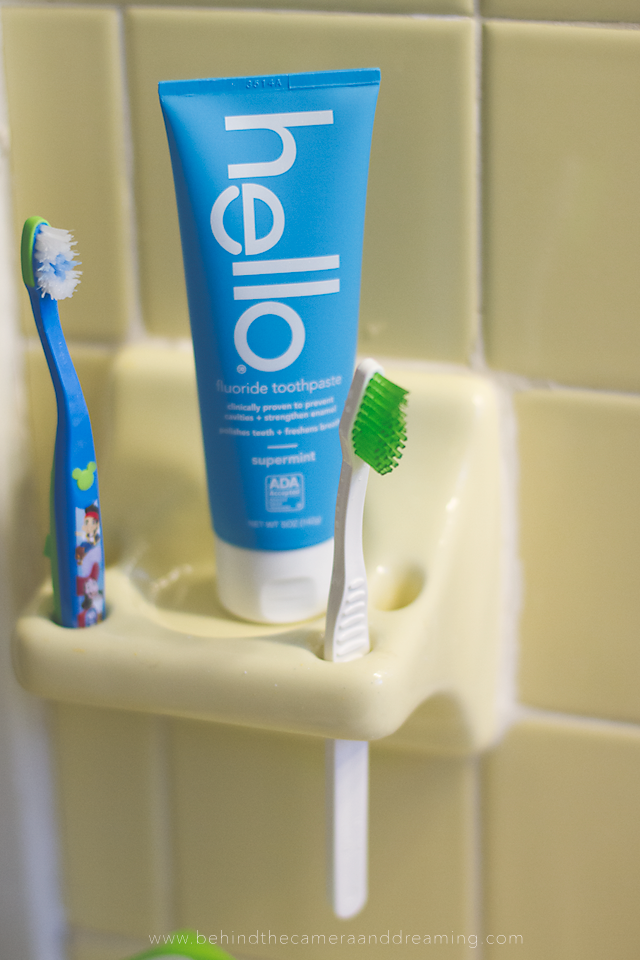 hello toothpaste #choosefriendly