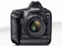 Canon EOS-1D X  12 frames per second shooting