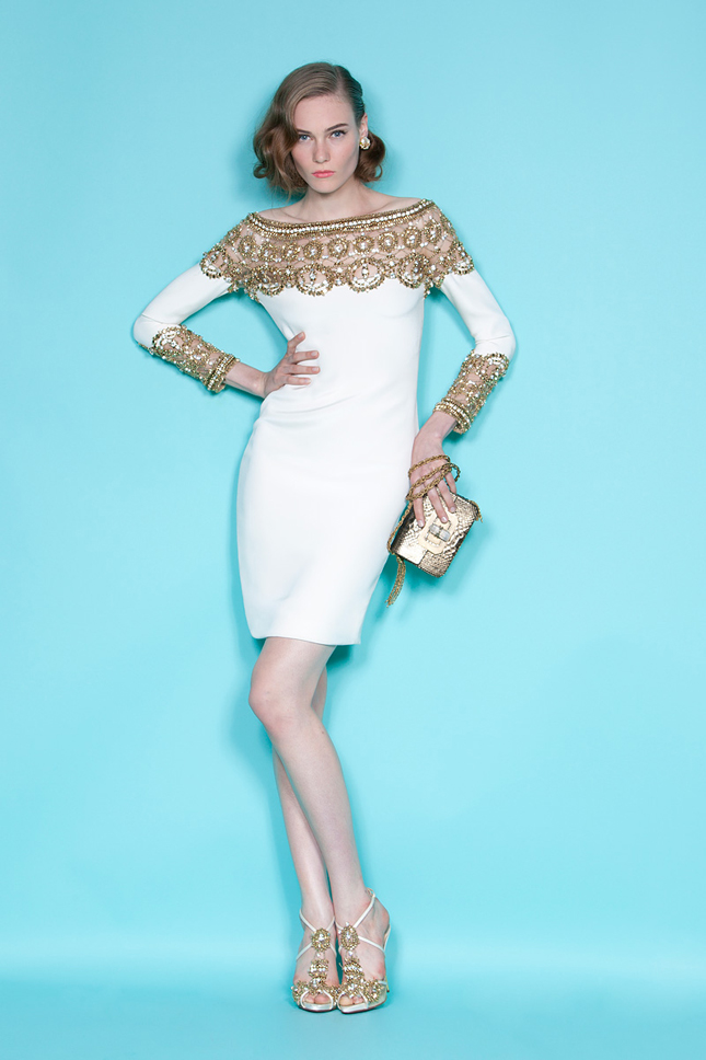 Bridal Fashion} : Marchesa Resort 2012 Collection - Belle the ...