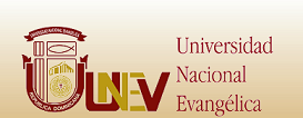 UNIVERSIDAD NACIONAL EVANGÉLICA  MAESTRÍA EN TEOLOGÍA