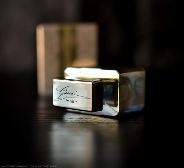 Gucci Premiere Eau de Parfum Fragrance - Perfume Review