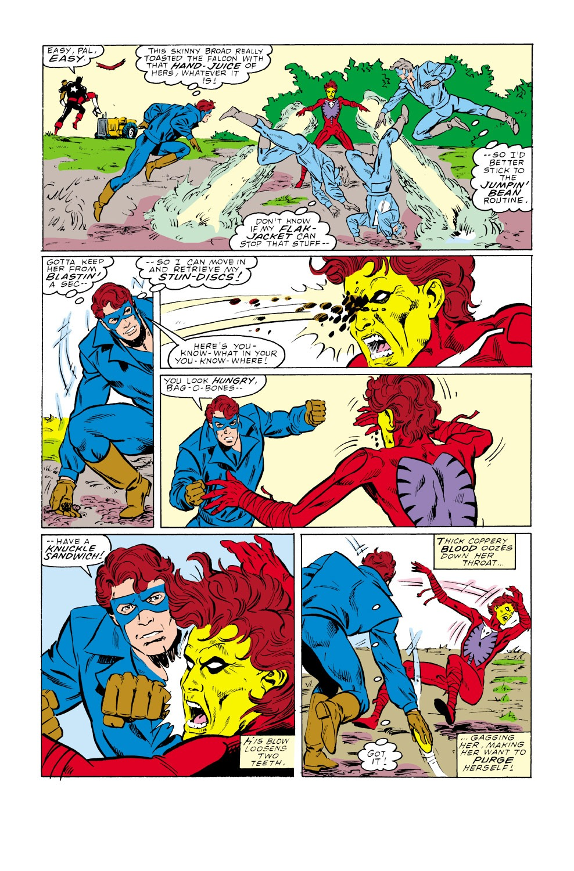 Captain America (1968) Issue #339 #268 - English 17