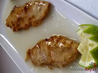 Pollo al limón estilo oriental-pollo listo