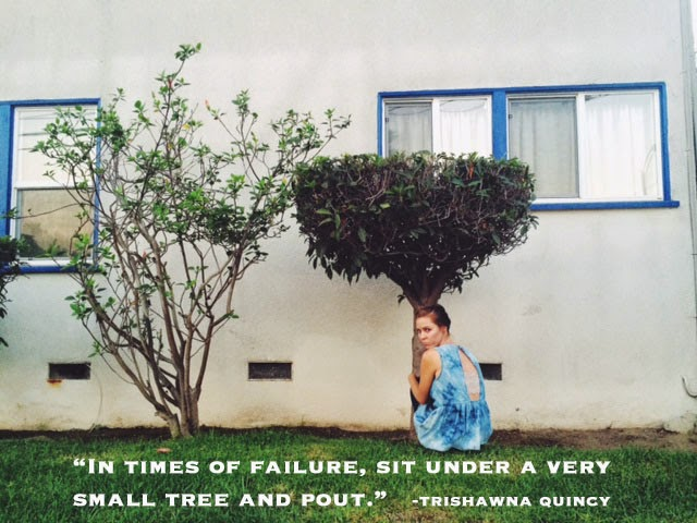 Failure quotes, Trishawna Quincy, The Goldrush Blog