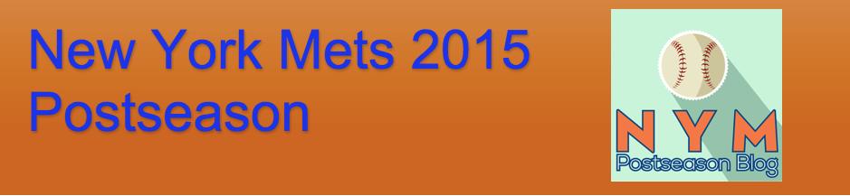 New York Mets 2015 Postseason