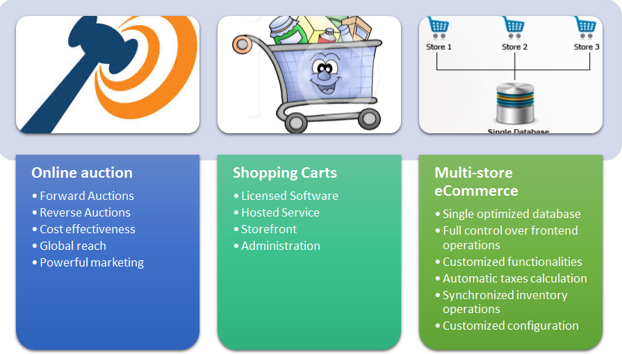 Various Selling Formats For eCommerce Business
