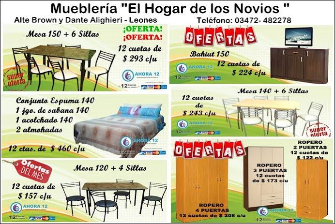 ESPACIO PUBLICITARIO: EL HOGAR DE LOS NOVIOS LEONES