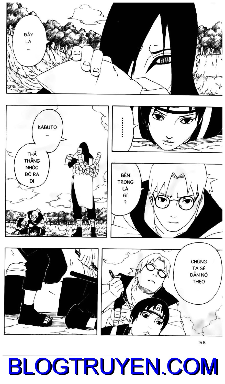 Naruto chap 297 Trang 16 - Mangak.info