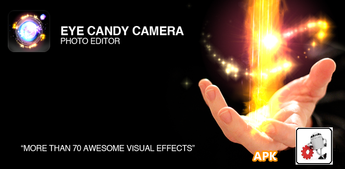 EYE CANDY CAMERA PHOTO EDITOR v6.6 APK