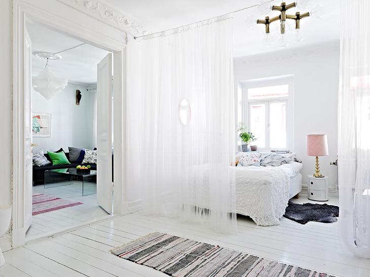 Klein behuisd #2 Roomdividers