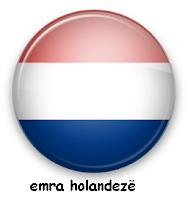 emra holandez për fëmijë