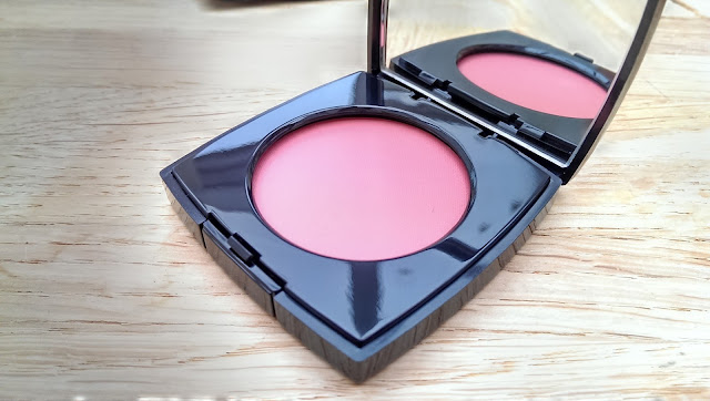 The Chanel creme blusher in Revelation