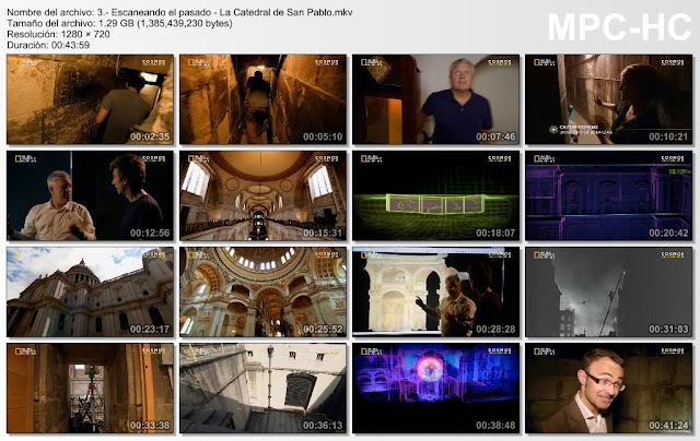|NATGEO|7GB|Escaneando el Pasado|HDrip|6/6|MEGA