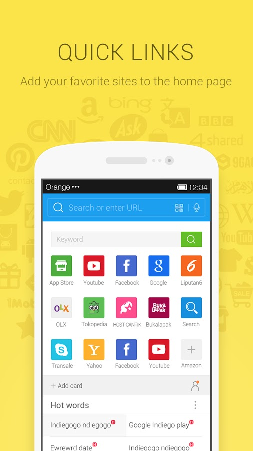 Download DU Browser (Fast & Secure) v5.2.0.5 Apk For Android