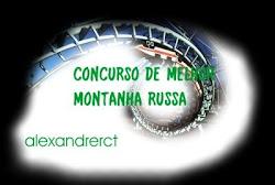 concurso de melhor montanha russa alexandrerct