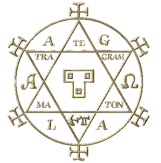 The Ring Of The Exorcist Ceremonial Magic