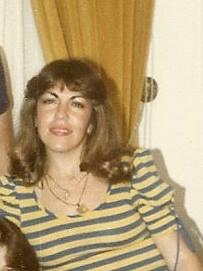 Loly Señaris Calviño en 1982.