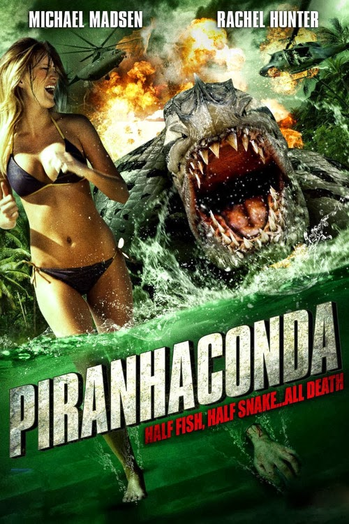 Download - Piranhaconda - Legendado (2013)