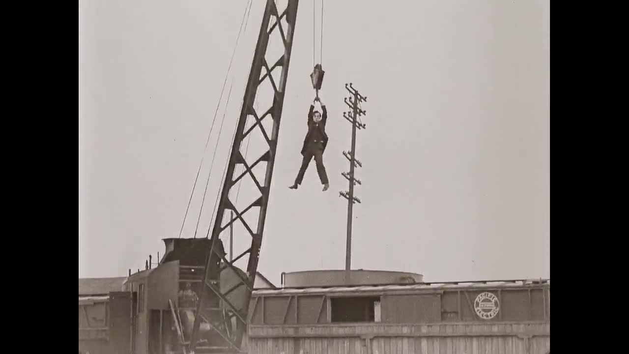 Siete ocasiones (1925) Buster Keaton | Comedia | 720p