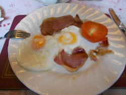 frukosttallrik