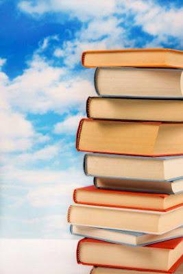Kitap, gökyüzü, zirve