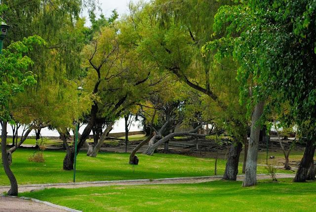 Parque de la Cristianía Chapala, Jalisco