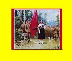 22 septiembre  aniversario 63 del fallecimiento  la heroína de lucha antijaponesa Kim Jong Suk.