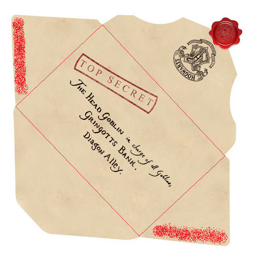 Harry Potter Letter From Hogwarts TemplateLetters From
