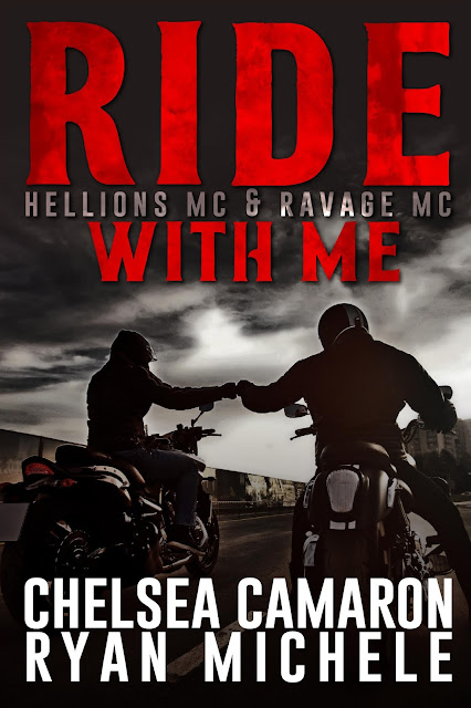 Cover Reveal:  Ride with Me by Chelsea Camaron and Ryan Michele