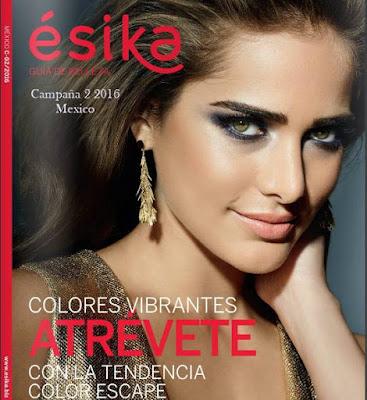 Esika MX campaña 2 2016