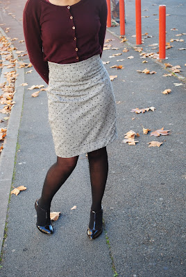ultimate pencil skirt sew over it