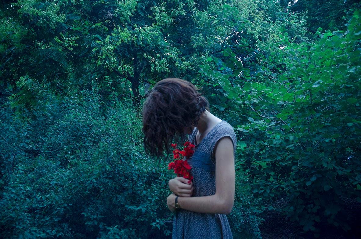 Andie I ©Irene Cruz - Blumen. Photobook. Fotografía | Photography