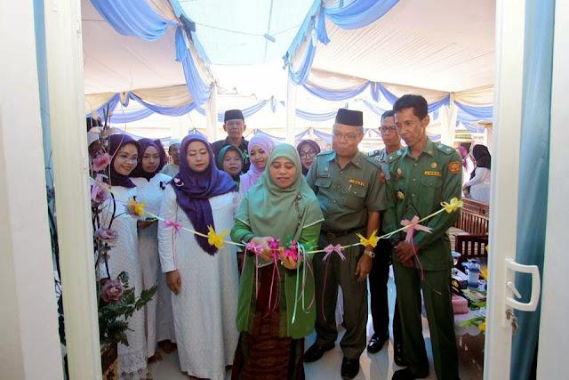 Istri Gubernur Sumut: Makmurkan Masjid untuk Ibadah dan Belajar Agama