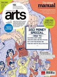Computer Arts Magazine Issue 196 January 2012
