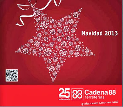 cadena 88 catalogo navidad 2013