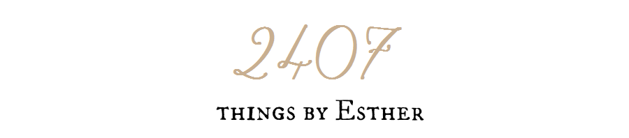 2407-things by Esther