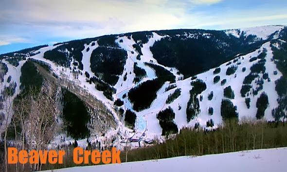 Beaver Creek, lyžiarske stredisko v Amerike